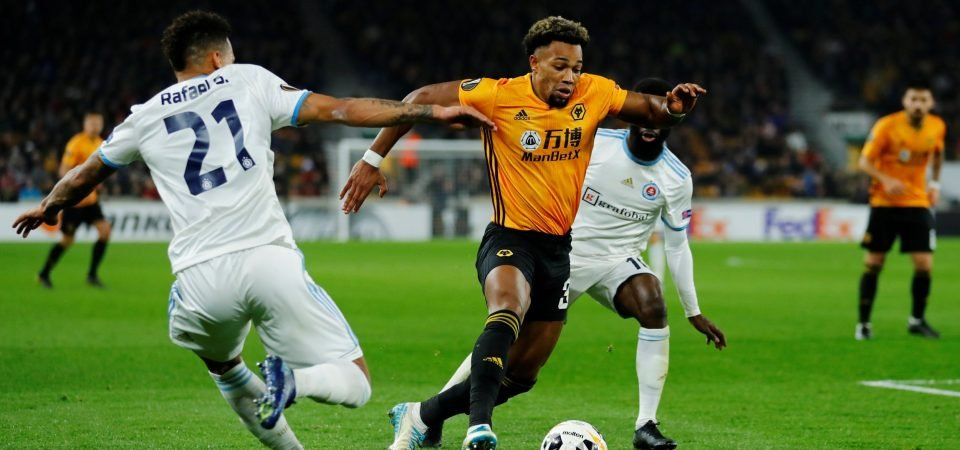 Wolves' Adama Traore is a freak, claims journalist Tim Spiers
