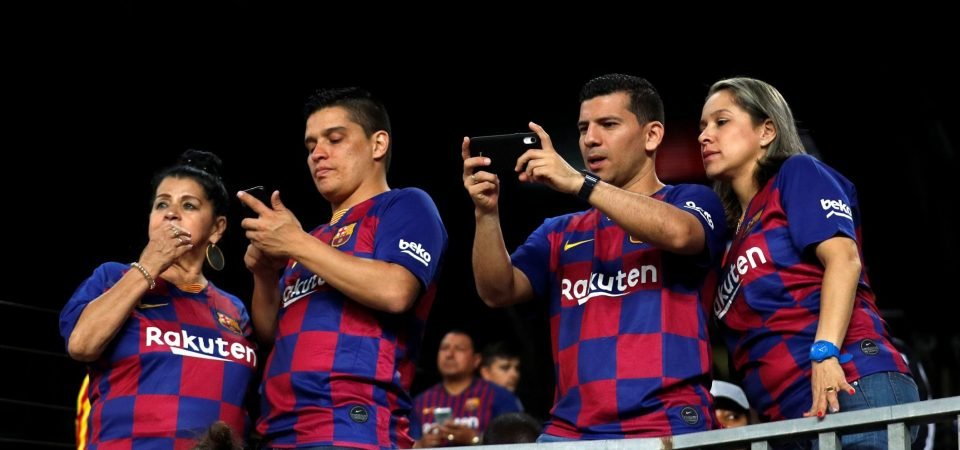 Barcelona fans react to the latest Spanish Super Cup update