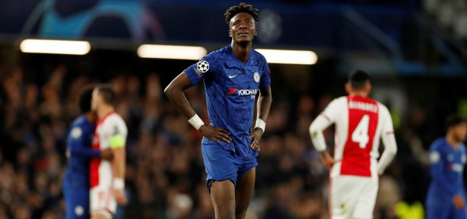 Exclusive: Windass believes Tammy Abraham is perfect fit for West Ham