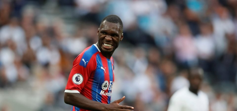 Crystal Palace boss Roy Hodgson needed to roll the dice with Christian Benteke sub