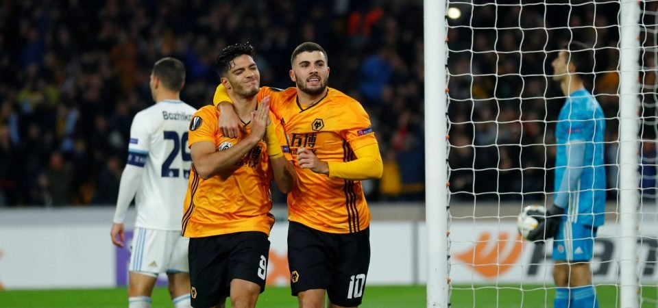 Wolves boss Nuno Santo is going wrong with Patrick Cutrone