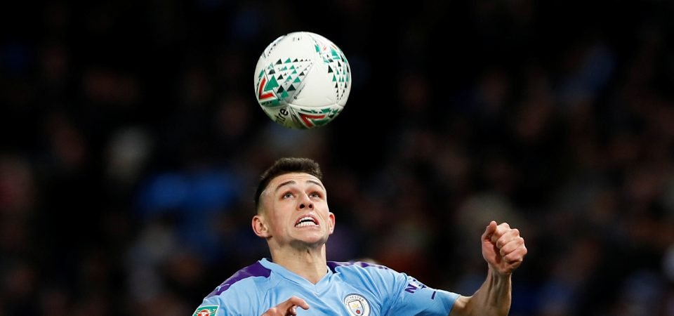 Exclusive: Ex-Man City star raves over Foden form