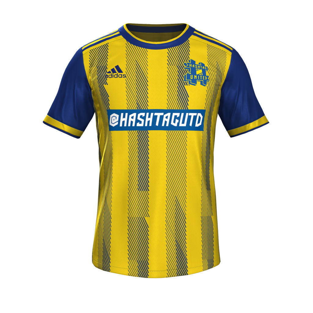 Hashtag United Get Your Hands On Our Home Kit In Fifa 20 Ultimate Team Hashtag United