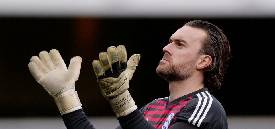Birmingham might finally be prepared to drop Lee Camp after latest blunder