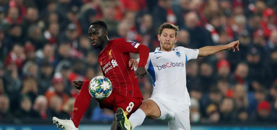 Will Liverpool's Naby Keita always be a question rather than the answer?