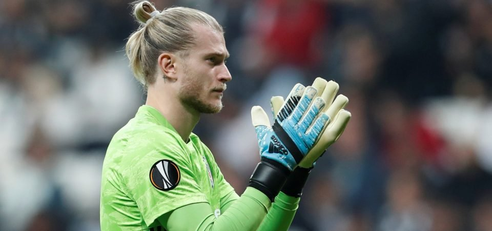 Liverpool fans stunned as they are set to make a profit on Loris Karius