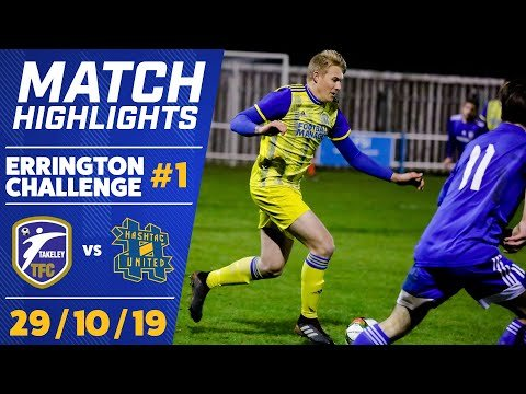 CHARLIE MORLEY RETURNS! - TAKELEY vs HASHTAG UNITED