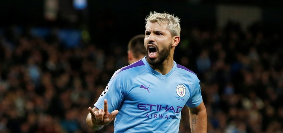 Leeds could reach a new level by signing Man City star Sergio Aguero