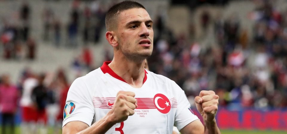 Juventus should not be looking to permanently cut ties with Merih Demiral