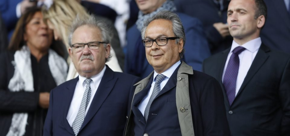 Exclusive: Fry drops huge Everton war chest claim