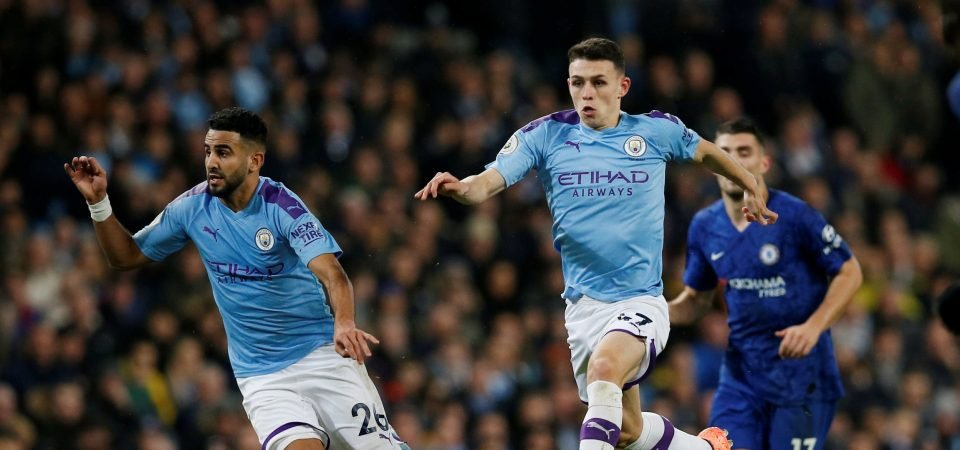 Manchester City prodigy Phil Foden is edging closer to full first-team breakthrough