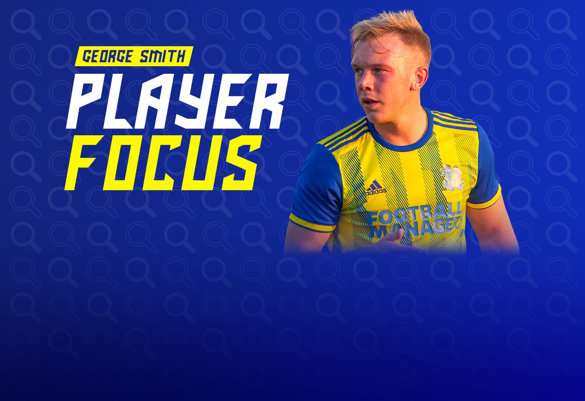 Hashtag United Player in Focus: George Smith