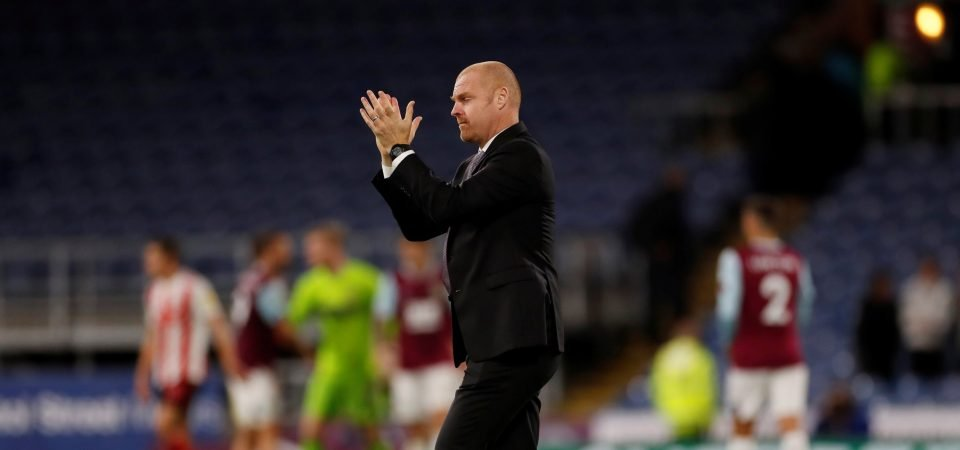 Exclusive: Howey backs Burnley manager Sean Dyche for bigger job