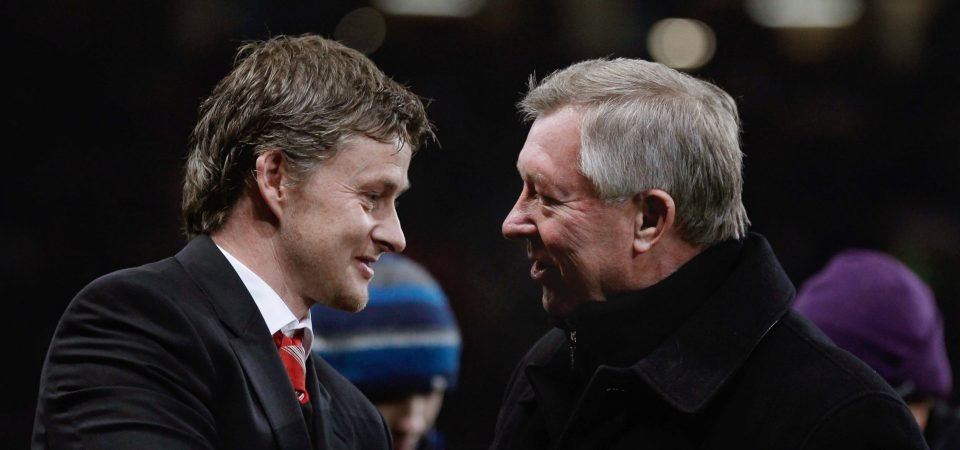Man Utd's Ashley Young makes comparison between Solskjaer and Sir Alex Ferguson