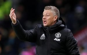 "Man Utd's Ole Gunnar Solskjaer declares they have moved past ""sticky patch"""
