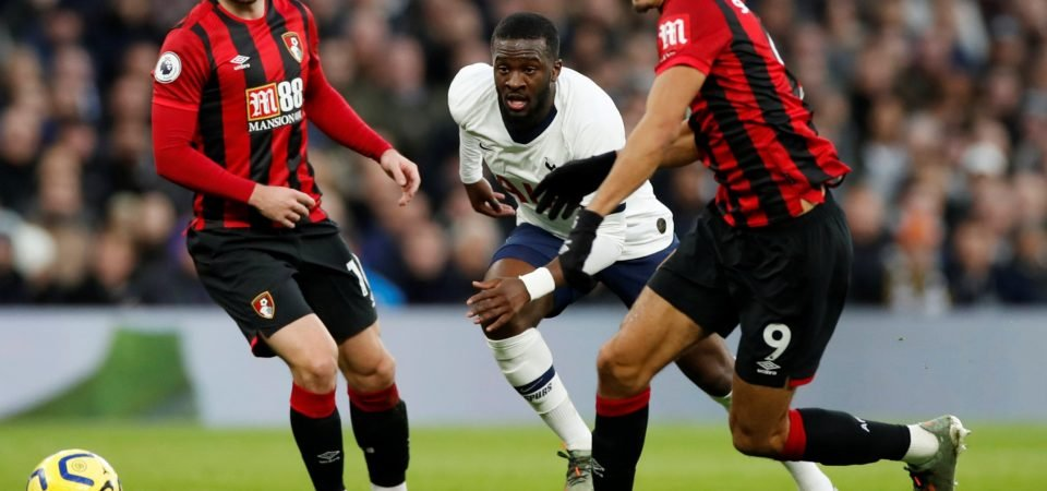 Tottenham summer signing Tanguy Ndombele delivered a midfield masterclass
