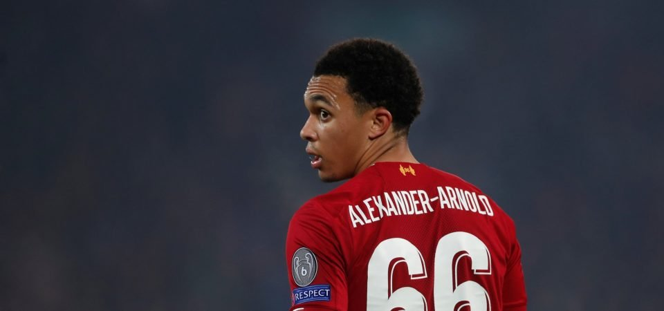 Liverpool: Trent Alexander-Arnold's England omission justified on March form