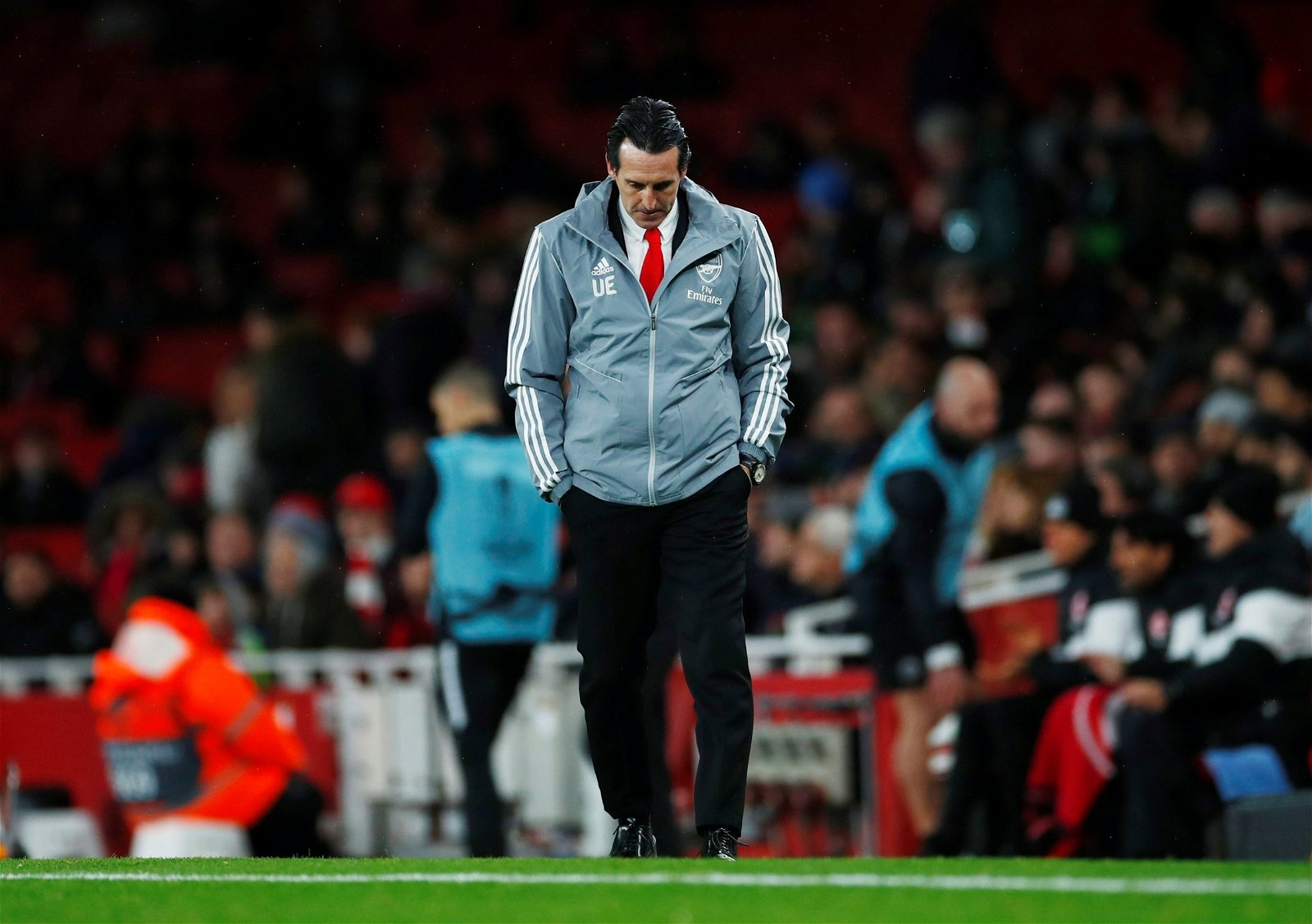 Unai Emery's Arsenal sacking is laced with dramatic irony