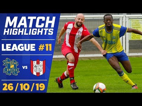 GOAL FROM OWN HALF!! - HASHTAG UNITED vs CLAPTON FC