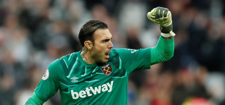 West Ham fans are furious with Mario Husillos' reported stance on Roberto