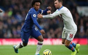 Chelsea's Willian proved he can still bring a lot to Barcelona