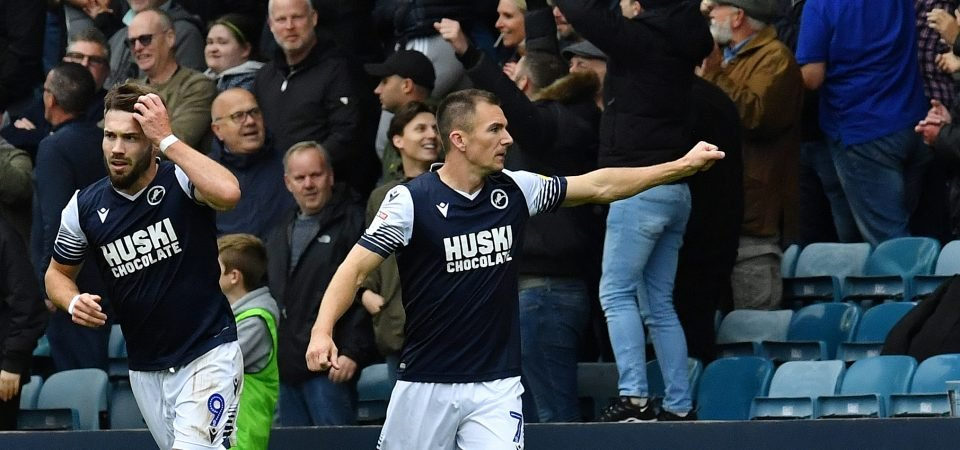 Newcastle United interested in Millwall Jed Wallace