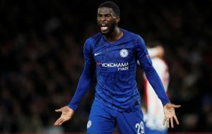 Chelsea fans question Gareth Southgate's decision to bench Fikayo Tomori vs Kosovo