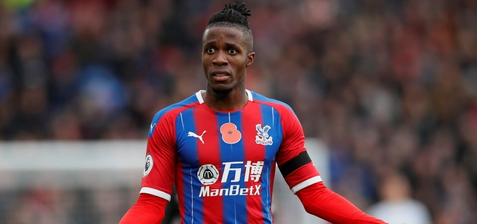 Crystal Palace: Zaha harming his own transfer chances after another poor display