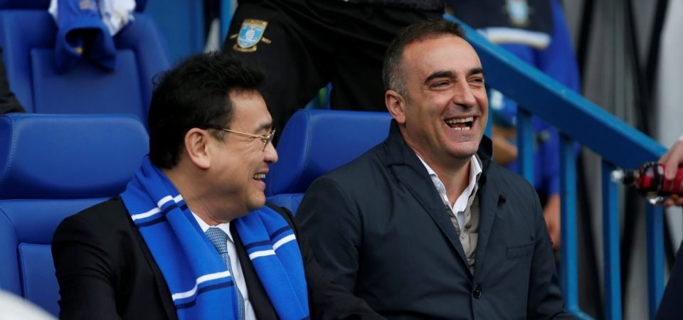 Sheffield Wednesday Exclusive: Palmer suggests Carlos Carvalhal ship has sailed