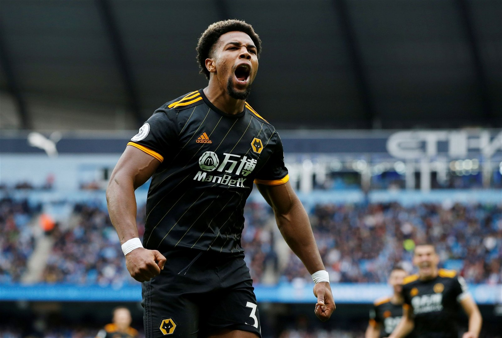 2019 10 06T144510Z 1930599599 RC179F21C4A0 RTRMADP 3 SOCCER ENGLAND MCI WLV REPORT - Smart business: Wolves make huge statement by making £70m-rated star part of future – opinion