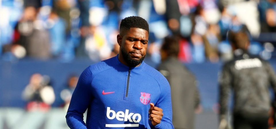 Liverpool: Injury-hit Umtiti not what the Reds need