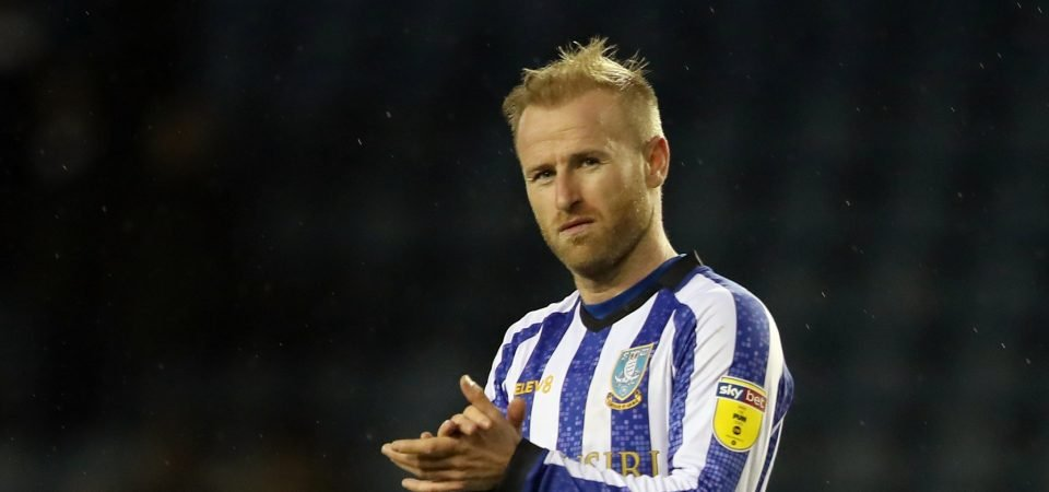 Sheffield Wednesday's Barry Bannan had another awful display