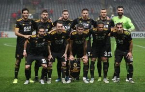 Wolves predicted line up against Besiktas in the Europa League