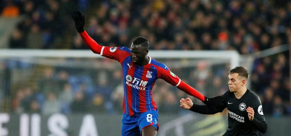 Crystal Palace must keep hold of Cheikhou Kouyate this summer