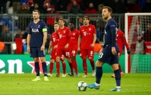 Spurs star Eric Dier remarkably poor against Bayern Munich