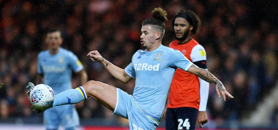 Leeds boss' idea for replacing Kalvin Phillips may not work