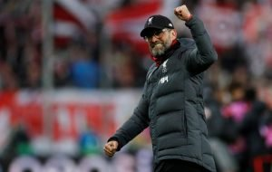 Liverpool's Jurgen Klopp shows his braveness once again