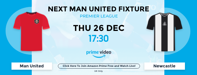"""Man united@3x 1 - Lots of Newcastle fans left elated by """"the best player on the field"""" vs Crystal Palace"""