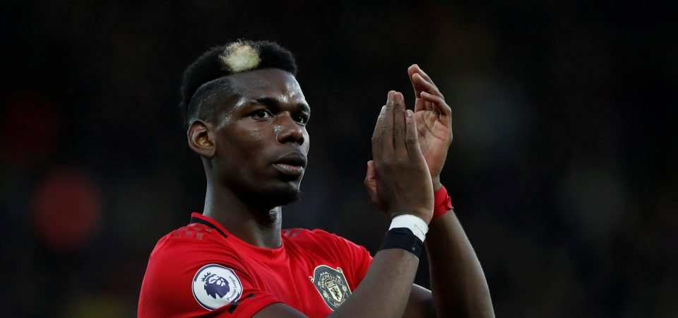 Paul Pogba starts, Anthony Martial misses out: Manchester United Predicted XI vs Liverpool