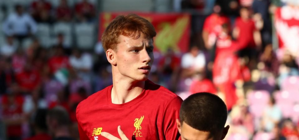 Liverpool are ready to offer Sepp van den Berg a new contract