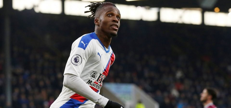 Crystal Palace: Wilfried Zaha is hitting form at just the right time to make big impact