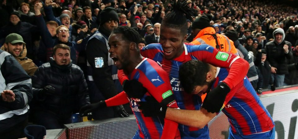 Cahill and Schlupp start, Eze misses out: Crystal Palace Predicted XI vs Burnley
