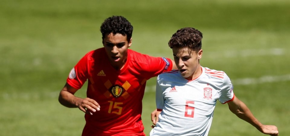 Scout report: Who is Manchester City and Barcelona transfer target Ivan Morante?