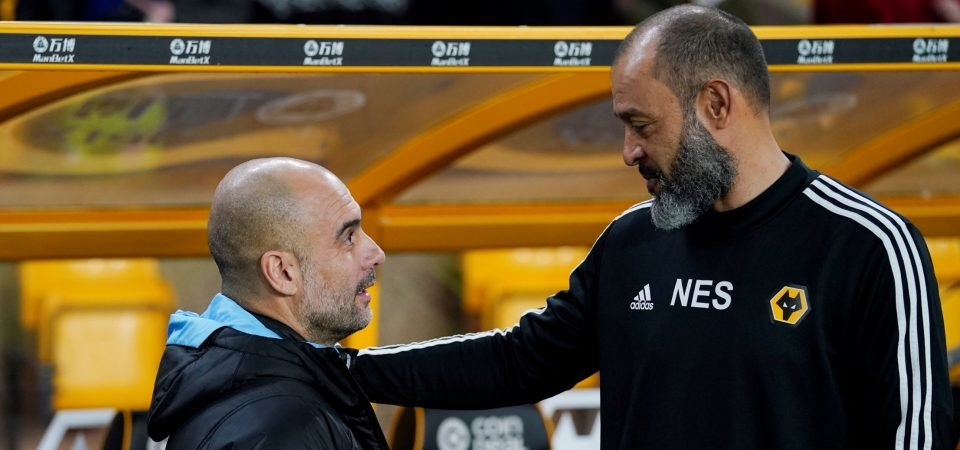 Wolves' top six quest lies solely in the hands of Nuno Santo
