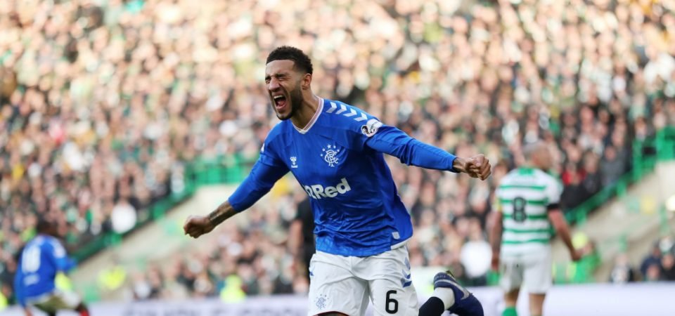 Rangers: Goldson's value has soared at Ibrox