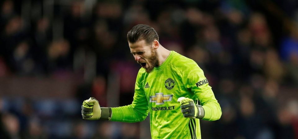 Exclusive: Man Utd told to sell David de Gea this summer