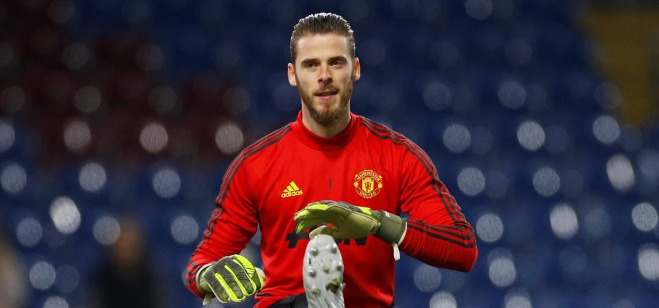 Manchester United: De Gea can prove doubters wrong again