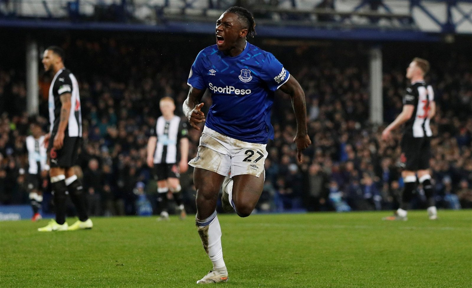 Moise Kean Posts Powerful Message On Instagram After Scoring First Everton Goal Footballfancast Com