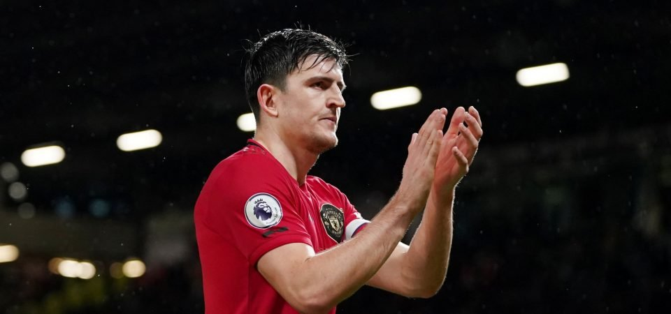 Manchester United: Maguire pivotal in England victory