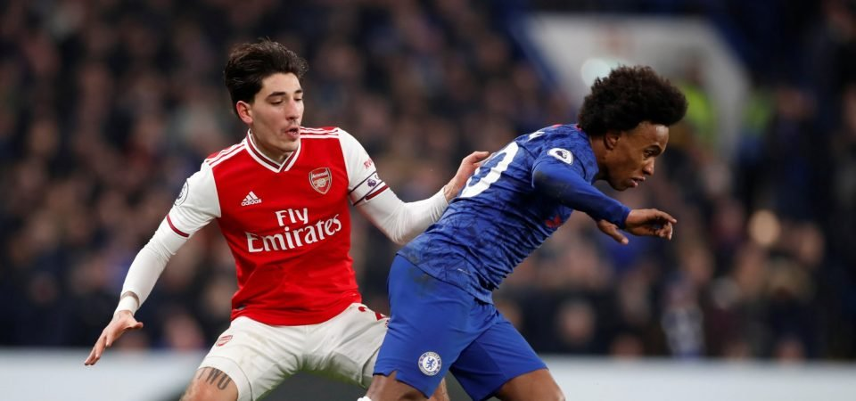 Arsenal news: Gunners offer Hector Bellerin to PSG in attempt to balance the books for Gabriel